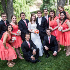 Vacaville Backyard Wedding