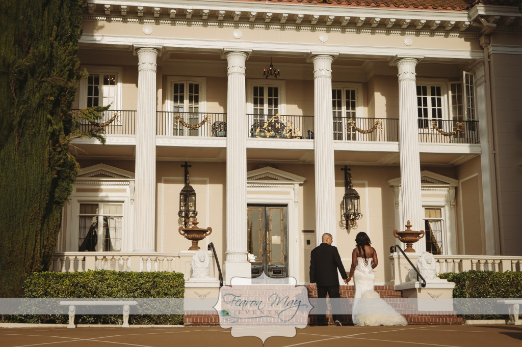 Grand Island Mansion Wedding