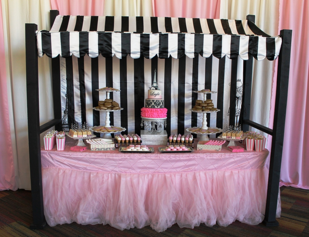 Paris Baby Shower Fearon May Events