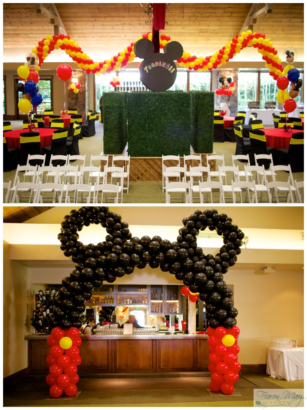 Mickey Mouse Clubhouse Themed Birthday Party » Fearon May ...
