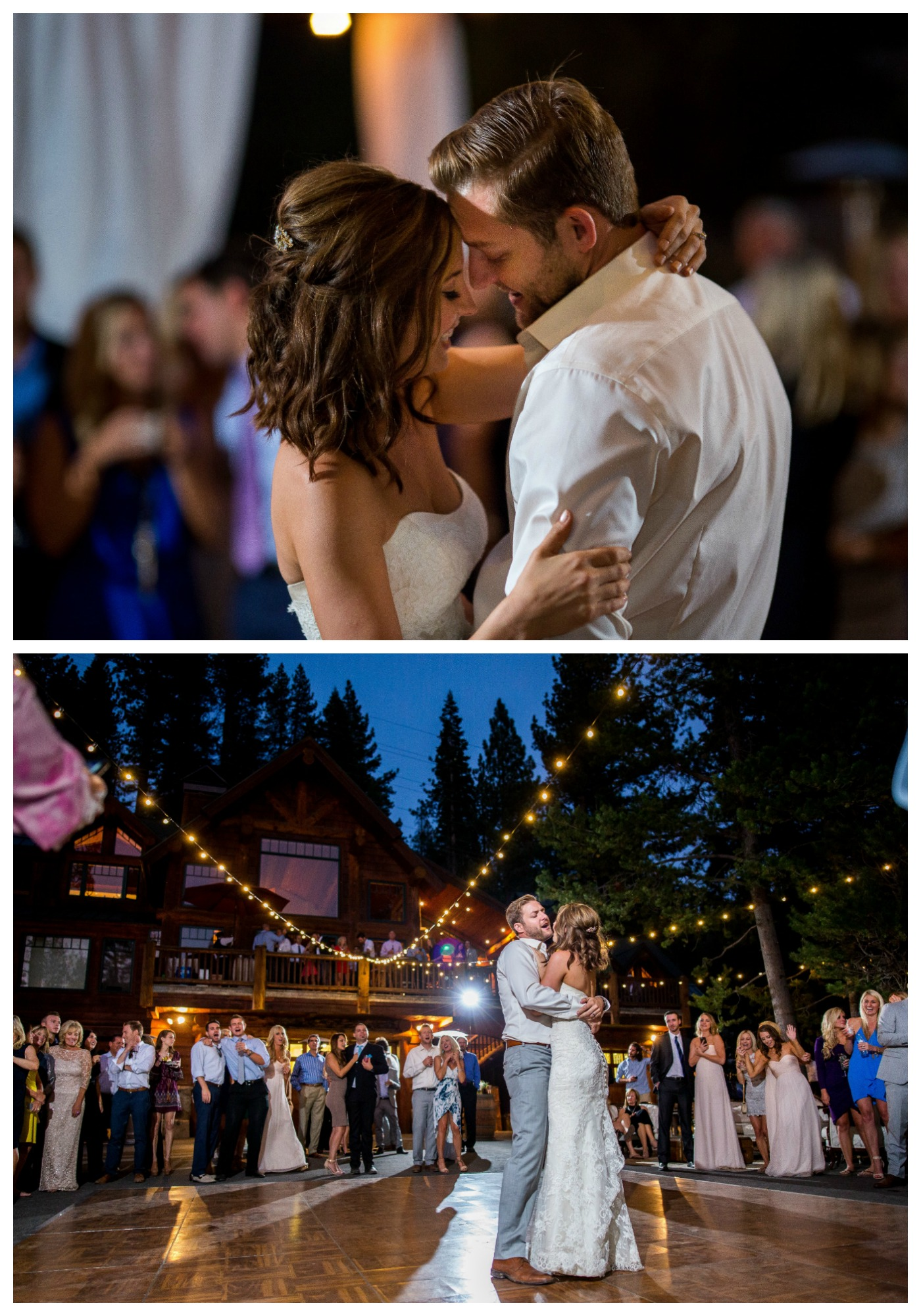 Deer Creek Lodge Truckee River Wedding