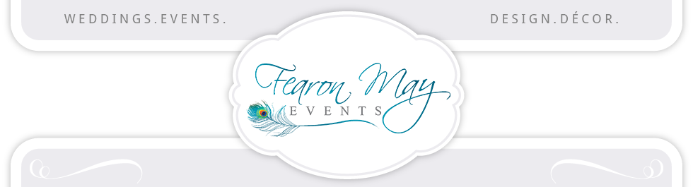 Fearon May Events logo
